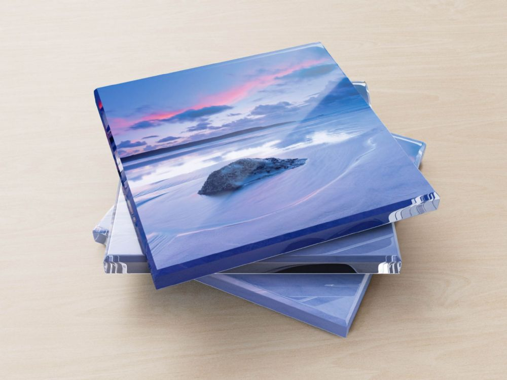 Broad Haven Beach, St Bride's Bay - Glass Coasters